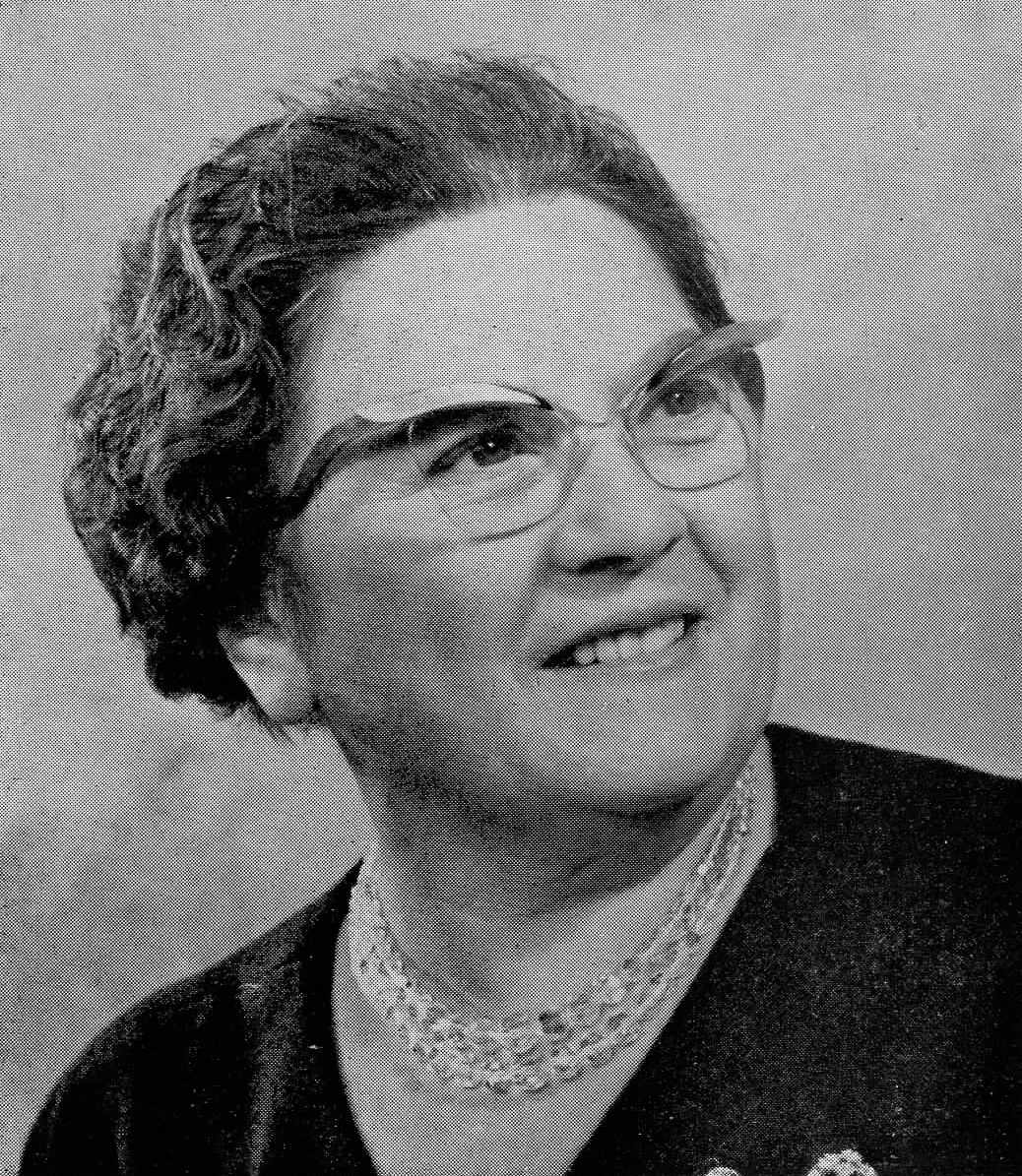 Miss Mary Nelson