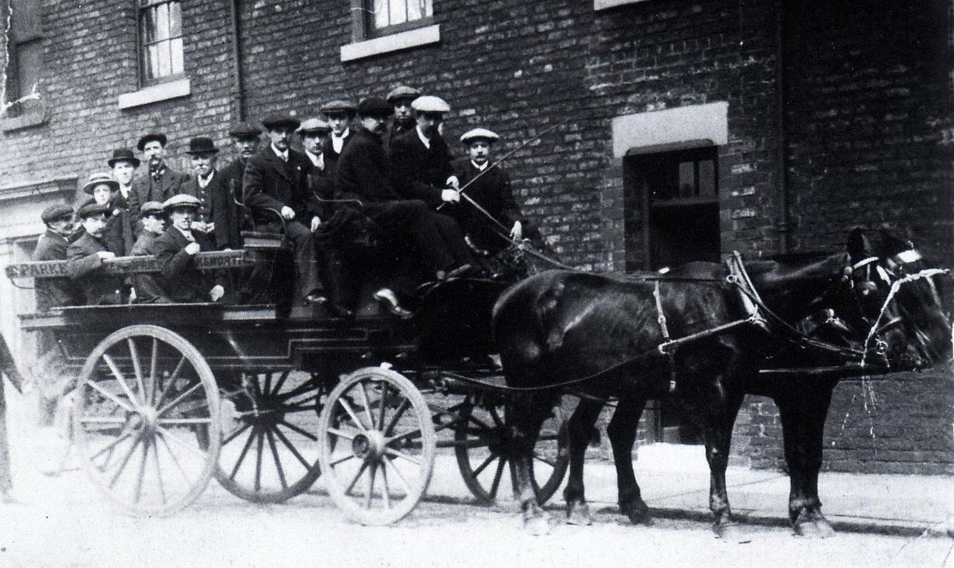 Old Sunderland 1800s