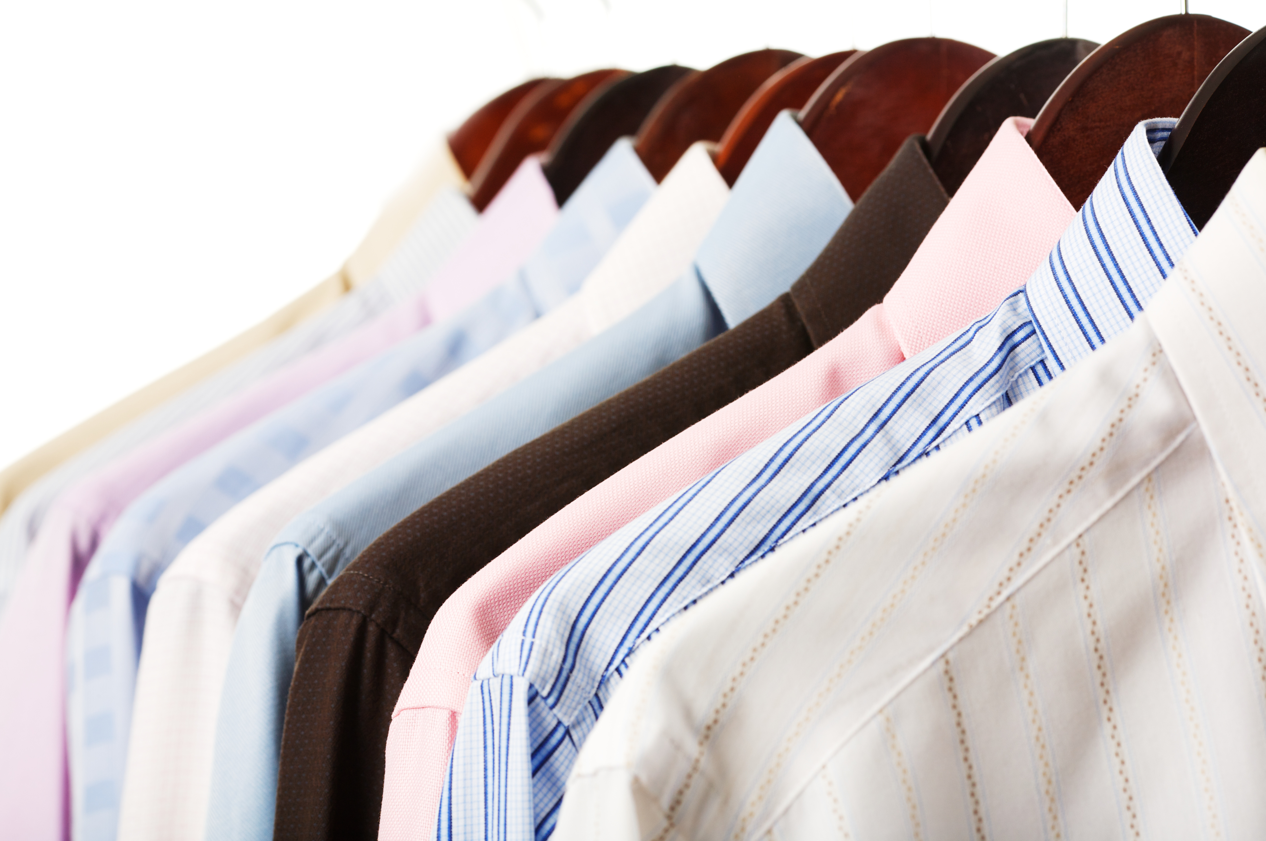Look the part with Luxdon Shirt Service